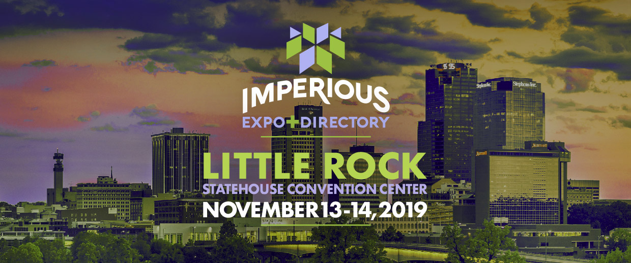 Imperious Expo + Directory Banner