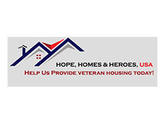 Hope, Homes & Heroes, USA
