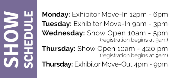 Cannabis Business Expo Show Hours