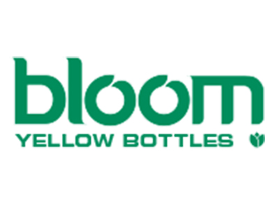 Yellow Bloom Bottles